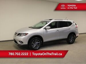 2016 Nissan Rogue SL; AWD, LEATHER, PANORAMIC MOONROOF, HEATED S