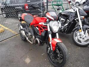 2015 Ducati Monster 821 Motorcycle  WE FINANCE GOOD, BAD CREDIT