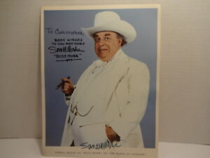 Dukes of Hazzard Sorrell Booke Signed Autograph