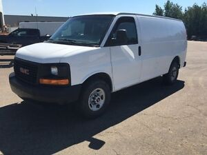 2009 GMC Savana 2500 - Shelving & Ladder Rack available 101 KM!