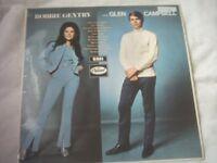 Vinyl LP Bobbie Gentry & Glen Campbell Capitol St 2928 Stereo 1968
