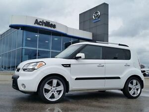 2011 Kia Soul 4u, Alloys, Well Equipped