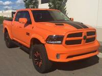 2015 Ram 1500 Sport 8speed Lifted Finance $0 Down Only $429 b/w