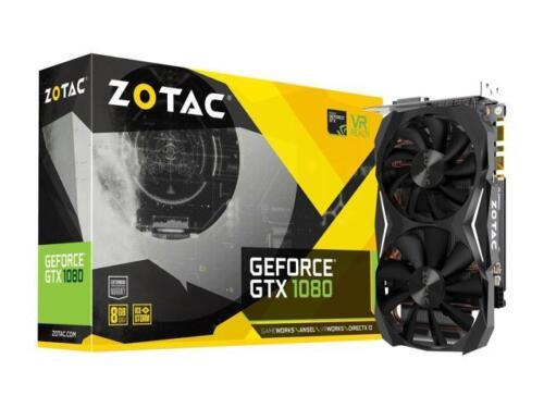 ZOTAC GeForce GTX 1080 Mini, ZT-P10800H-10P, 8GB GDDR5X IceStorm Cooling, Dual F 6