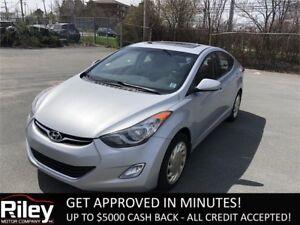 2012 Hyundai Elantra GL STARTING AT $118.53 BI-WEEKLY