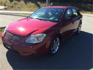 2008 Pontiac G5 GT LOW KMS! WINTER TIRES, ALLOYS , REMOTE START