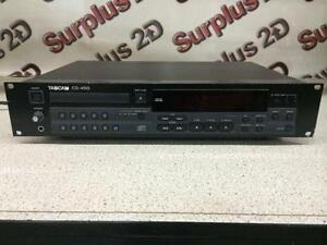 Lecteur CD-450 (Tascam)
