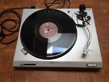 Technics Direct Drive Turntable Yarraville Maribyrnong Area Preview