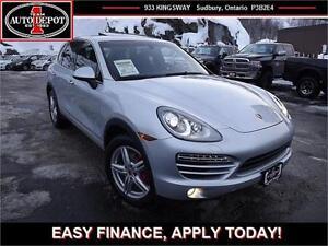 2011 Porsche Cayenne AWD!! NAV!! SUNROOF!!