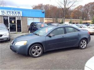 2005 Pontiac G6 GT Fully Certified! Carproof Verified!