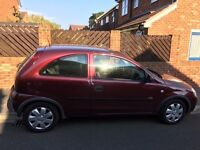 Vauxhall Corsa (LOW MILEAGE) for Sale!