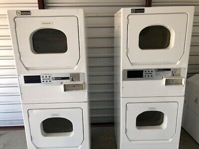 Dryers - Coin Operated - Commercial Use - Gas