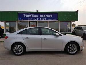 2011 Chevrolet Cruze LT Turbo w/1SA/CLEAN TITLE/FRESH SAFETY