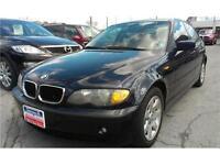 2005 BMW 3 Series 320i  LEATHER, Auto,Sunroof,Alloys, 159K !!