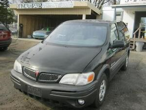 2001 Pontiac Montana 7 psg local one owner extra clean!