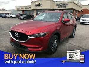 2017 Mazda CX-5 GS AWD |