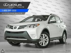 2014 Toyota Rav4 Limited All-wheel Drive (AWD)