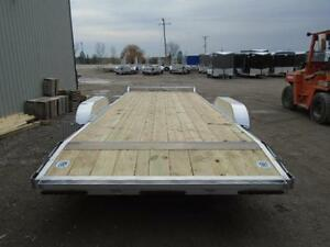 20' ALUMINUM CAR/EQUIPMENT HAULER - COMES WITH UPGRADED OPTIONS London Ontario image 2