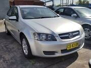 2009 Holden Commodore VE MY09.5 Omega Silver 4 Speed Automatic Sedan Granville Parramatta Area Preview