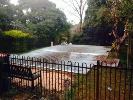 HARD POOL COVER MATERIALS Wantirna South Knox Area Preview