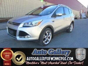 2016 Ford Escape Titanium AWD *Nav