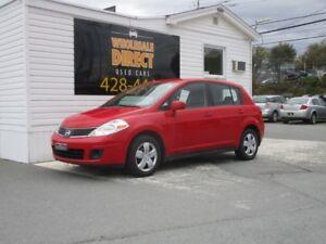2008 Nissan Versa HATCHBACK 1.8 S