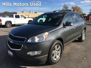 2010 Chevrolet Traverse LT FWD 3.6L V6 Bluetooth 8-Passenger Key