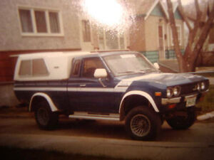 Wanted 72-79 Datsuns,Trucks..Reward of $800.on 4X4