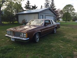 Excellent conditin 1978 Oldsmobile Holiday 88
