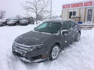 2011 FORD FUSION SE - 4CYLINDER - LOW KM - POWER OPTIONS - CLEAN