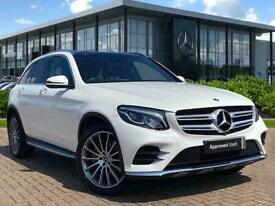 image for 2018 Mercedes-Benz GLC Glc 250D 4Matic Amg Line 5Dr 9G-Tronic Auto Estate Diesel
