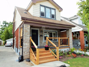 3 Bedroom Fully Renovated Family Home South of Main St.