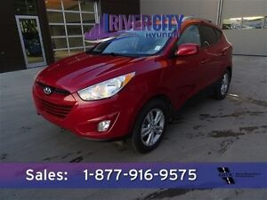 2012 Hyundai Tucson AWD LIMITED Accident Free,  Leather,  Heated