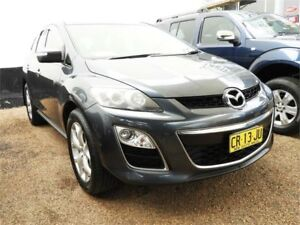 2011 Mazda CX-7 ER1032 Classic Activematic Sports Grey 6 Speed Sports Automatic Wagon