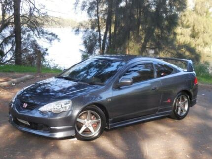 2001 Honda Integra Dc5r Type R Grey Manual Coupe Lansvale Liverpool Area Preview