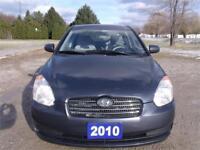 2010 Hyundai Accent GL London Ontario Preview