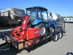 LS XR 3037 Tractor Package