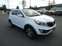 2014 Kia Sportage EX Luxury w/ Navigation