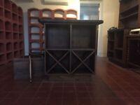Solid hardwood furniture set