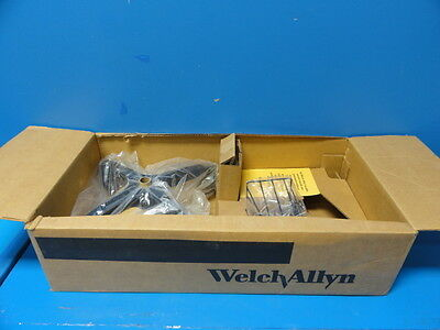 Welch Allyn Tycos 590614 Aneroid Bp Monitor Stand W Weight Incomplete 10917