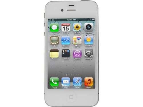 apple iphone 4s 8gb mf264e/a 8... Image 1