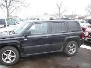 2008 Jeep Patriot Sport RUNS GREAT LOCAL TRADE AS-IS ETESTED