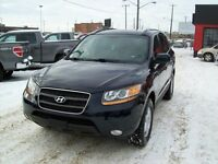 2008 Hyundai Santa Fe LIMITED/AWD/LEATHER/LOW PAYMENTS