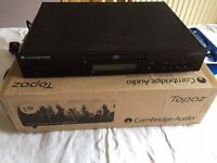 Cambridge Azur 640c CD Player
