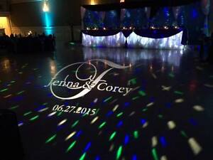 Wedding Disc Jockey Windsor DJ Lighting Monograms Windsor Windsor Region Ontario image 5