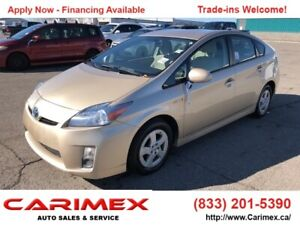 2011 Toyota Prius ONLY 100K   CERTIFIED