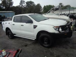 2012 Ford Ranger PX XL 3.2 (4x4) White 6 Speed Manual Double Cab Pick Up Sandgate Newcastle Area Preview