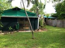 On-site furnished caravan and annex for rent Malak Darwin City Preview