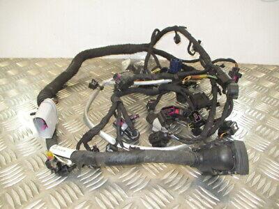 2013 Audi A3 1.4 TFSI CPT. Main Engine Wiring Loom/Harness 04E972627N 40K