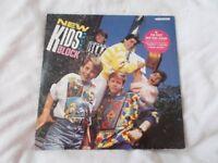 Vinyl LP New Kids On The Block CBS 467504 1 Stereo 1986